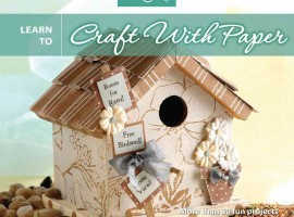 Learn to Craft with Paper