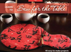 Learn to Sew for the Table