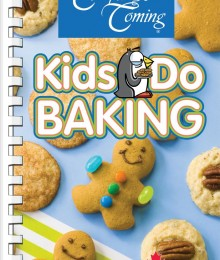 Kids Do Baking