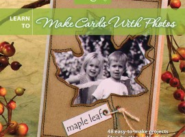 Learn to Make Cards with Photos